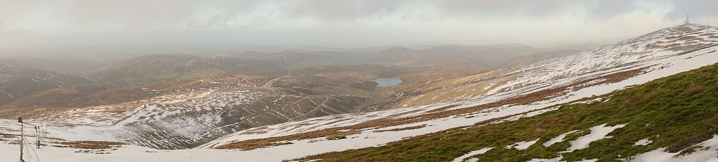 Panorama from Lowther Hill