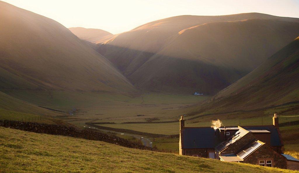 Upper Dalveen cottage