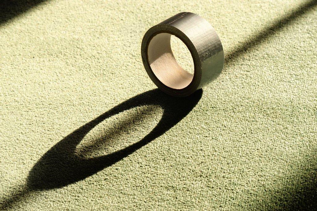Gaffer's shadow