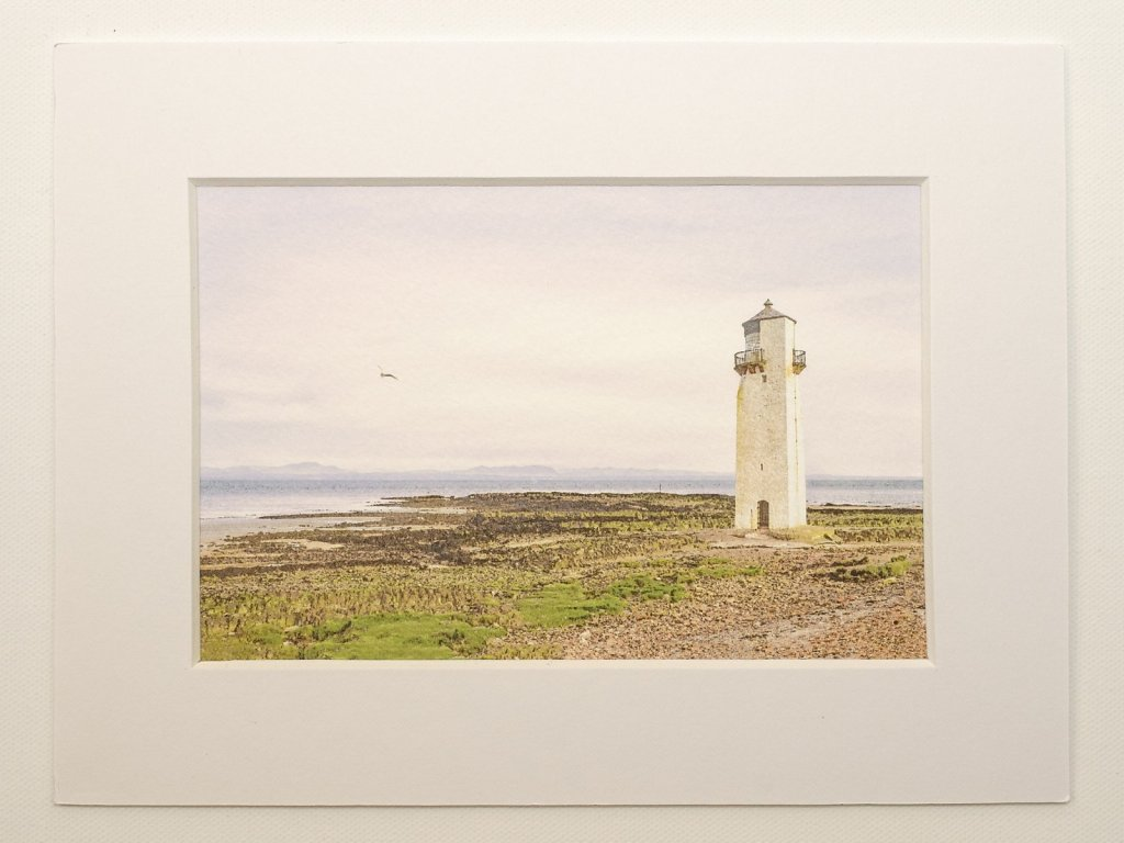 Lighthouse at Southerness