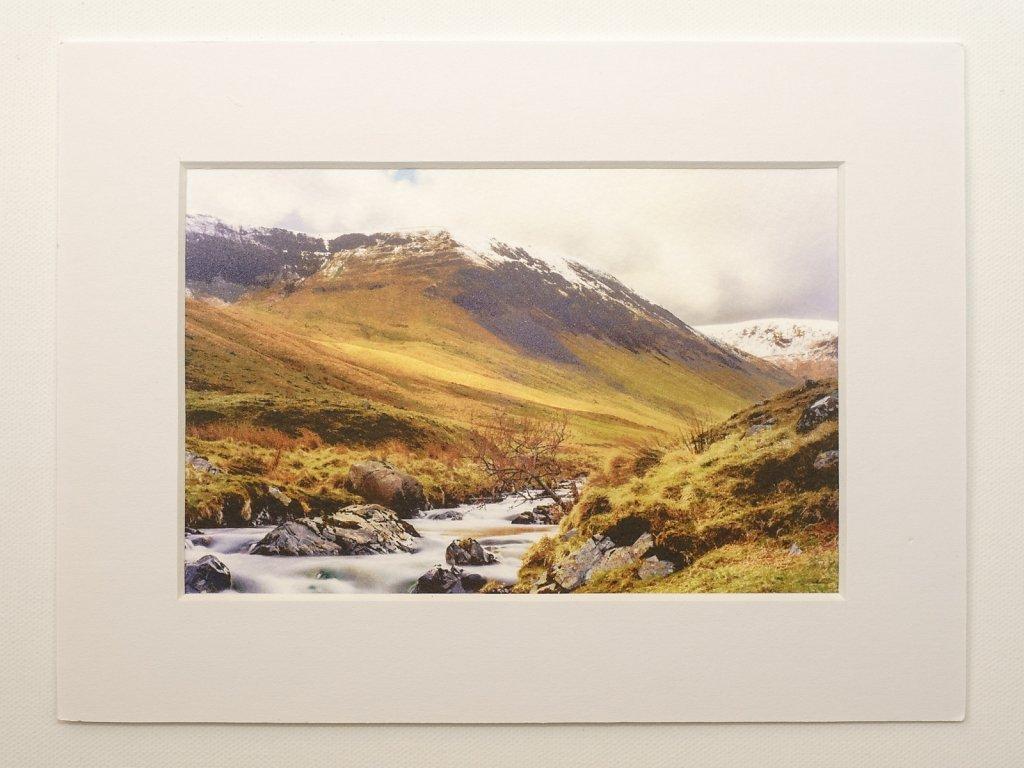 Moffat Hills winter