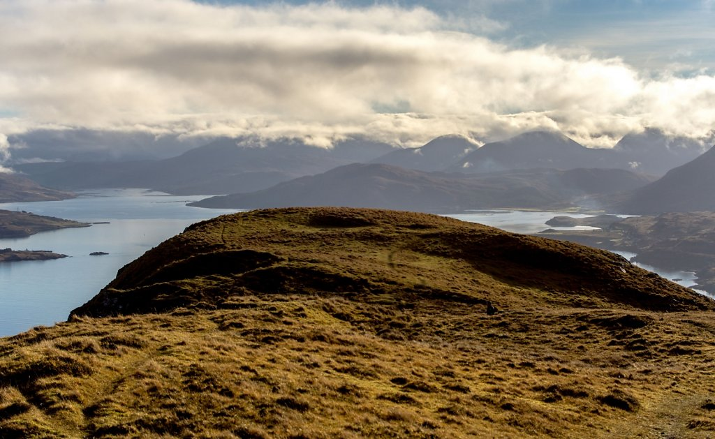 South from Ben Tianavaig
