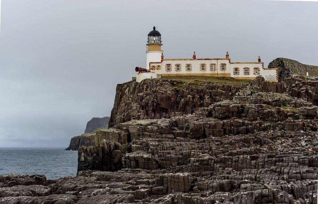 Lighthouse at Neist Point
