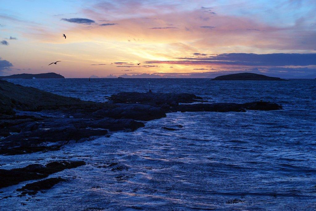 Lochmaddy dawn