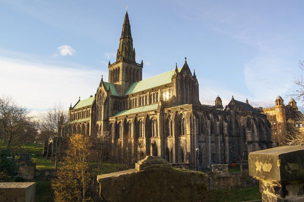 glasgow cathedral