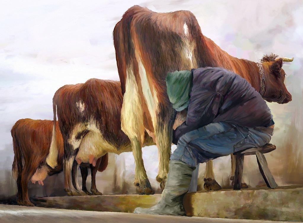 Milking Byre